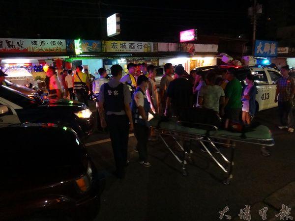 埔里熱帶嶼KTV發生械鬥 多人掛彩一男子被砍傷? 警:與鬥毆無關