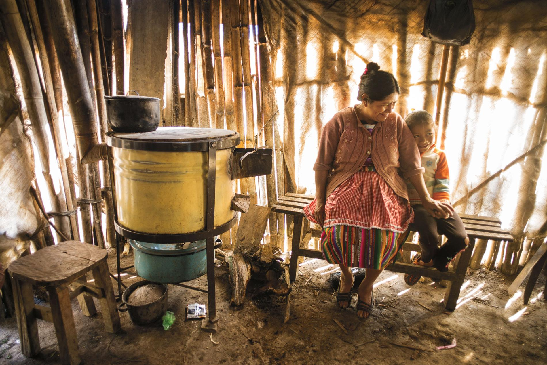 Cooking Up Pollution The Health Crisis Of Open Fires And Leaky Stoves