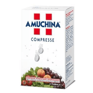 amuchina compresse 24