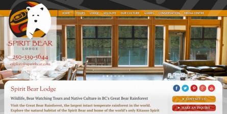 Spirit Bear Lodge donates $4500