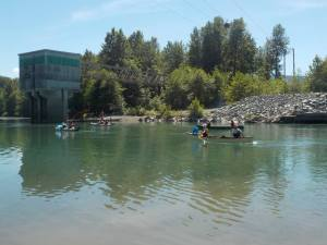 Kitimat Splash Mob Take3 June 21 2015