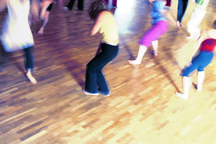 Summer 5Rhythms Dance Classes Raise $346