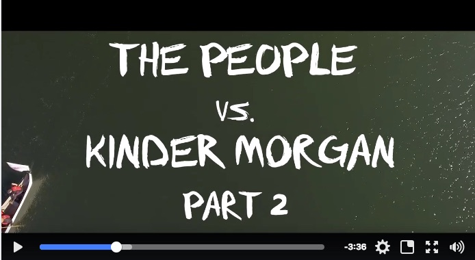 Meet the nations facing Kinder Morgan in court – New Video!