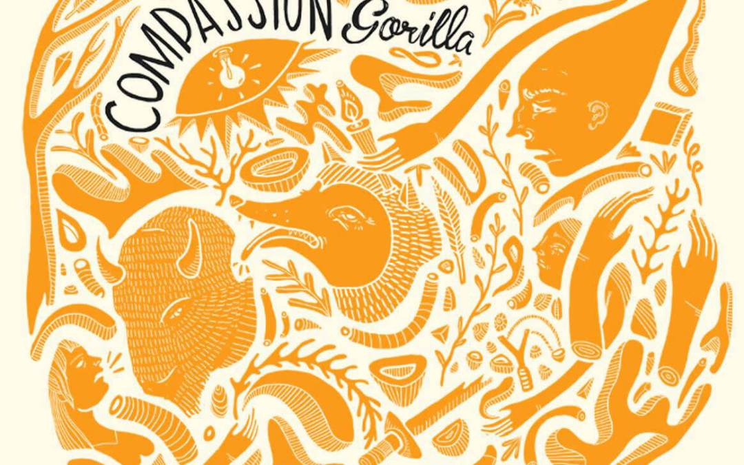Compassion Gorilla on Salt Spring Island