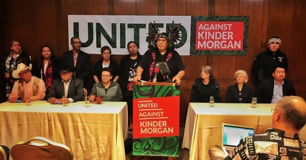 The world is watching as we face Kinder Morgan in court