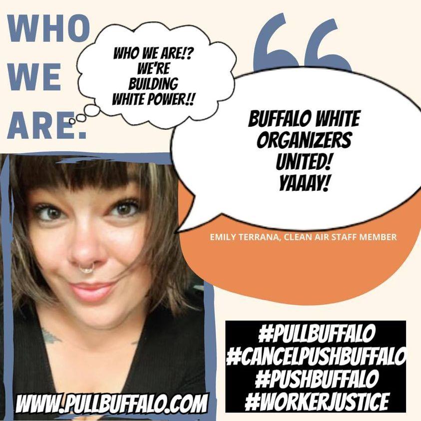 Buffalo White Organizers United