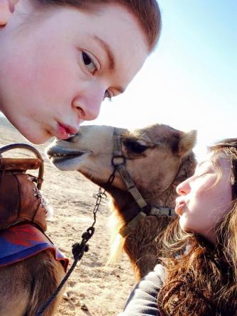 kamelkiss