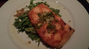 Paul Martin's Grilled Salmon