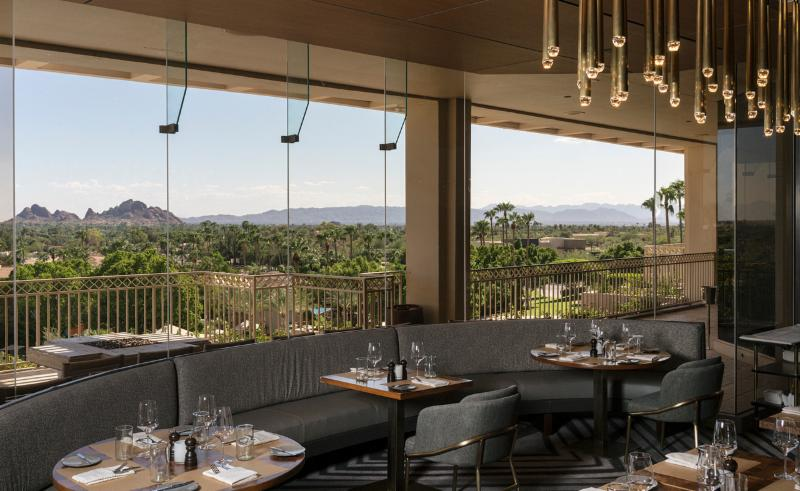 J & G Steakhouse re-opens with a refreshing new look and menus.