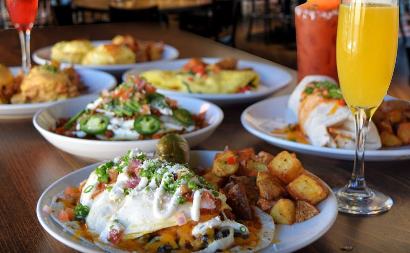 Thirsty Lion Gastropub now offers brunch menu