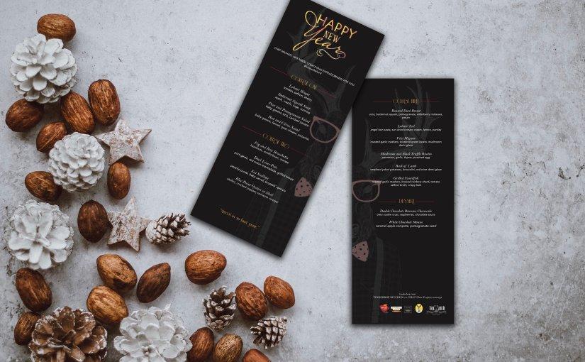 Tinderbox Kitchen creates a desirable New Year's Eve pairing menu
