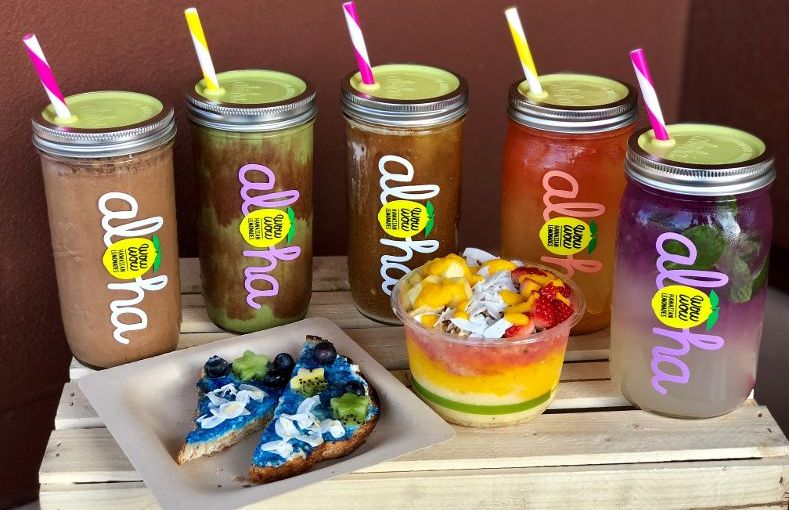 Wow Wow Hawaiian Lemonade launches Spring Seasonal Menu