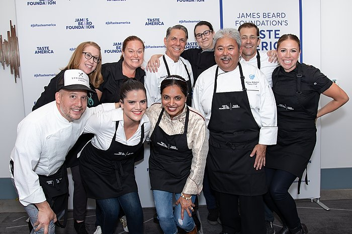 "James Beard Foundation's ""Taste America"" stops in Phoenix"