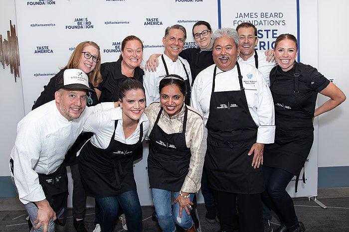 "James Beard Foundation's ""Taste America"" stops in Phoenix"