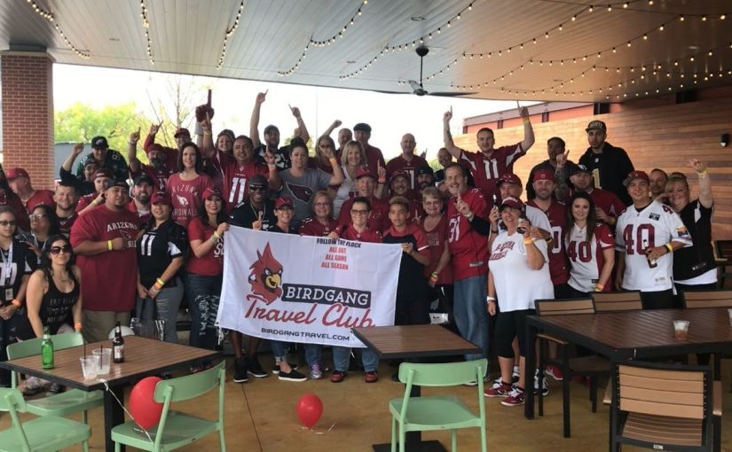 Birdgang Travel Club partners with BBQ Island for tailgate cooking lessons