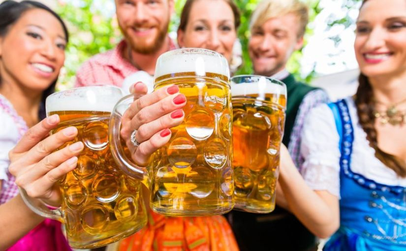 Downtown Phoenix Oktoberfest returns to Civic Space Park