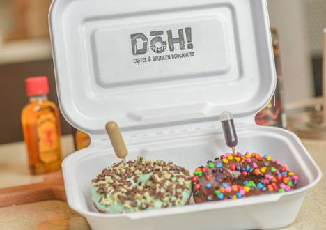DoH! central Phoenix's newest donut shop opens today