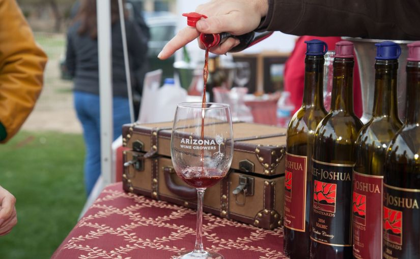 Off the Vine Arizona Wine Festival back for its 7th year