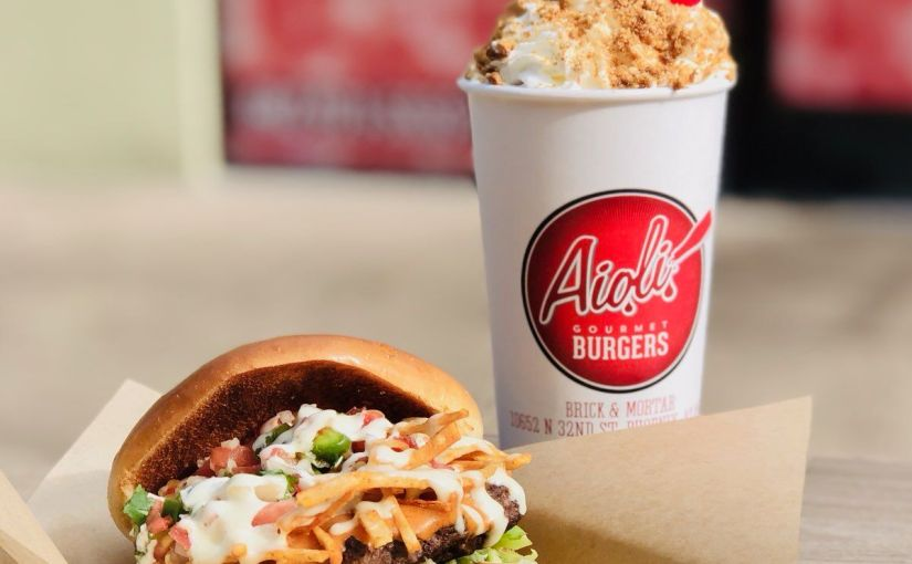 Aioli Gourmet Burgers 2nd brick & mortar location coming to Litchfield Park