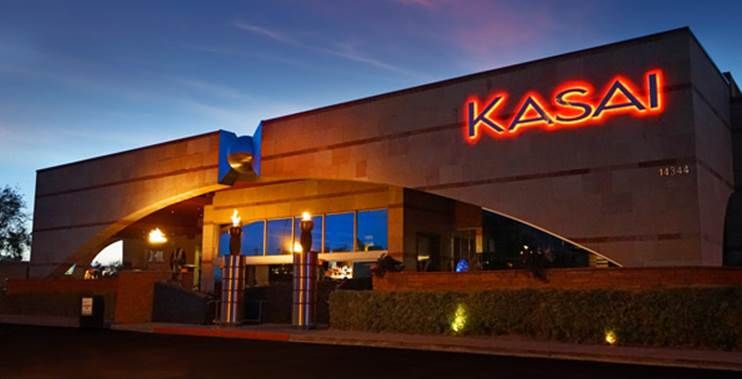 Kasai Japanese Steakhouse re-opens with a new look