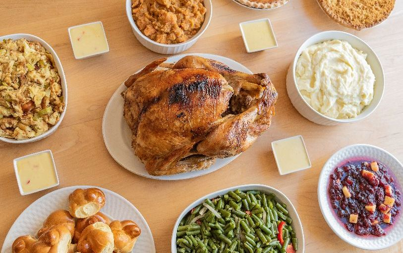 Take-out or dine-in on Thanksgiving Day from local restaurants