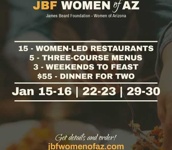 JBF Women of AZ collaborate on creative meals for a limited time