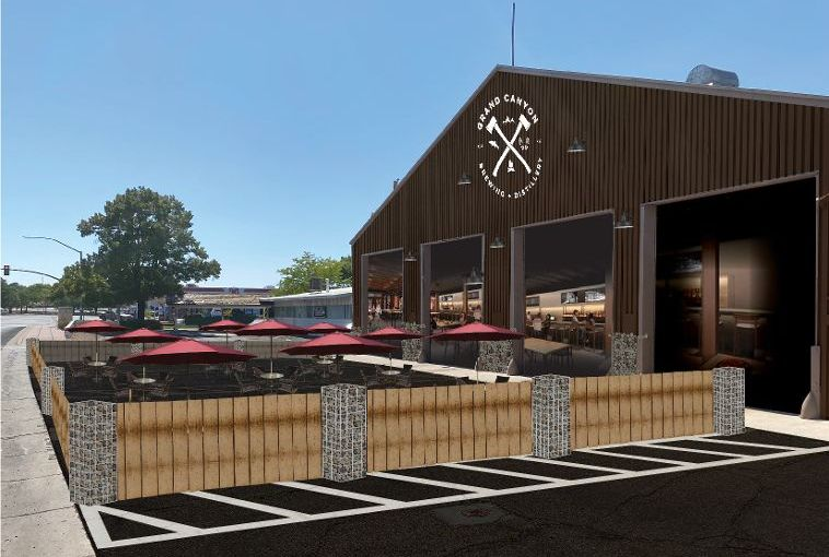 Page to be home of 3rd Grand Canyon Brewing brewpub