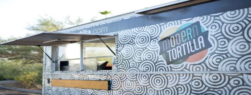 Modern Tortilla food truck opens brick & mortar location