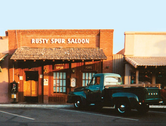 Rusty Spur Saloon celebrates its 70th anniversary with new owners