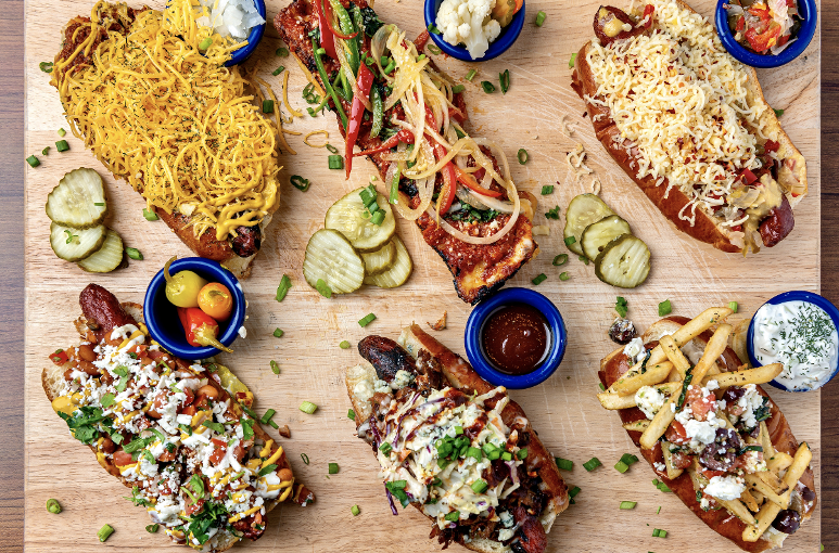 Hot Dog Days starts Friday September 3rd at Joe's Farm Grill
