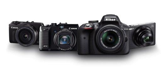 Câmeras Digitais