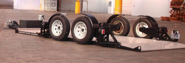 AirBaggedTrailer