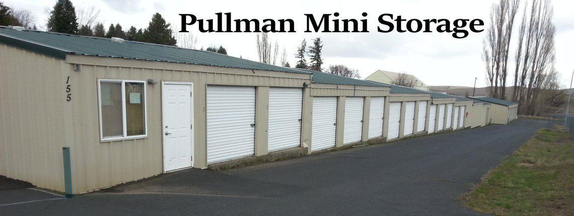 Pullman mini storage units