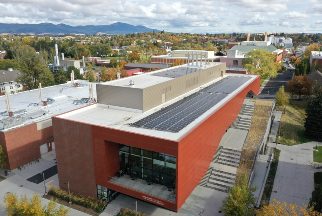 UI ranks 5th for clean renewable energy sources – Pullman Radio