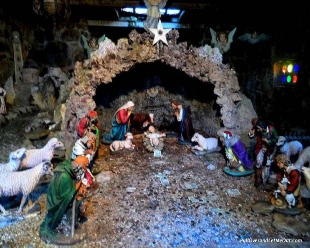 The Nativity Ave Maria Grotto Cullman, AL