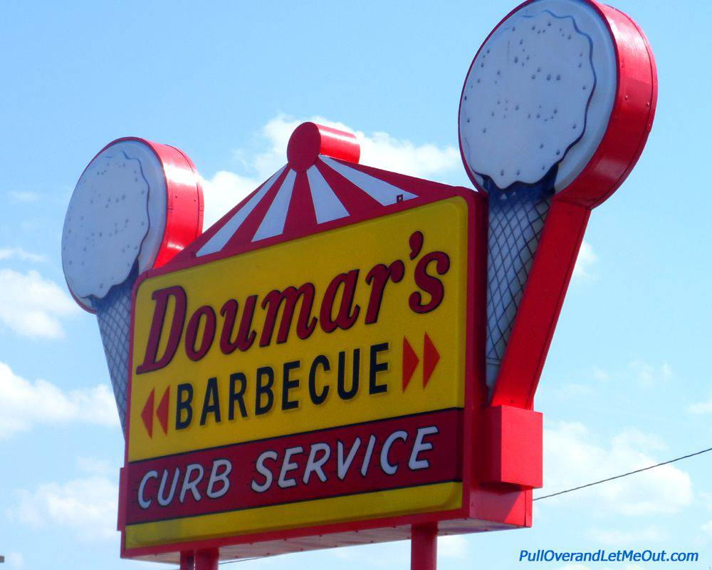 Doumar's-sign