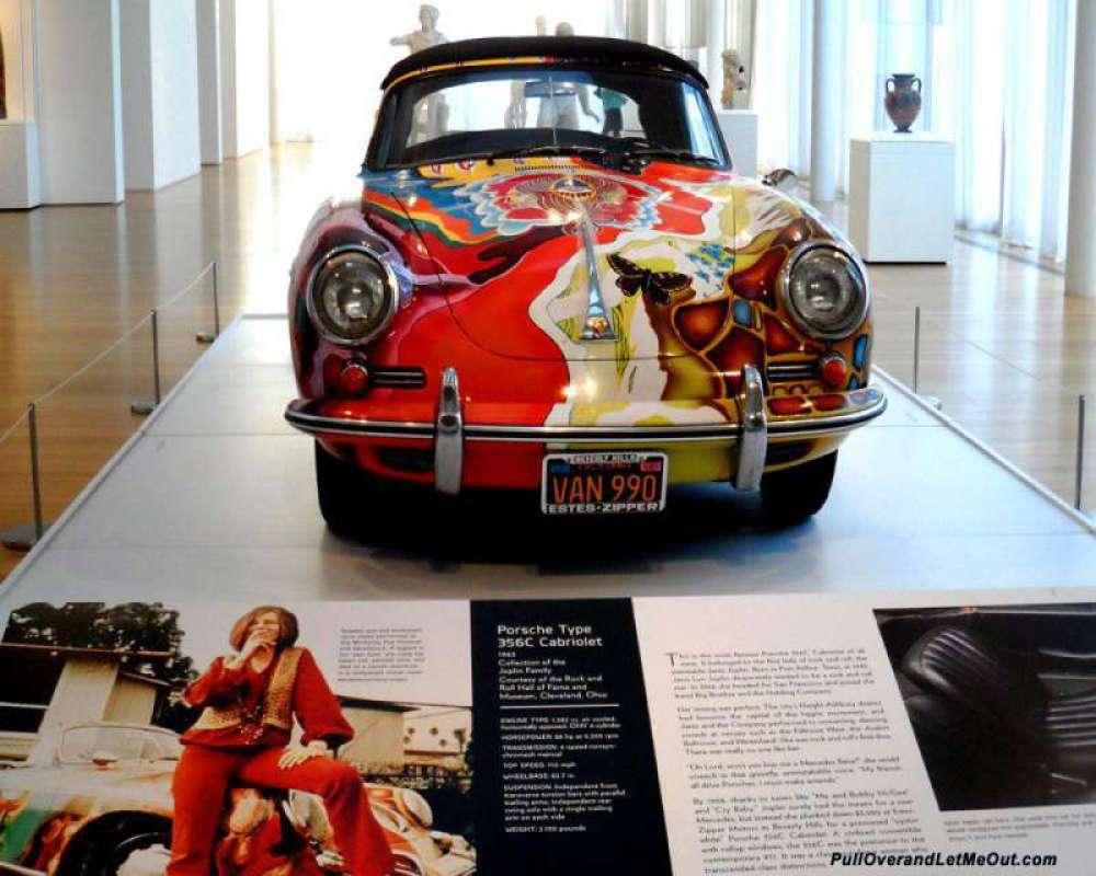 Janis-Joplin's-car