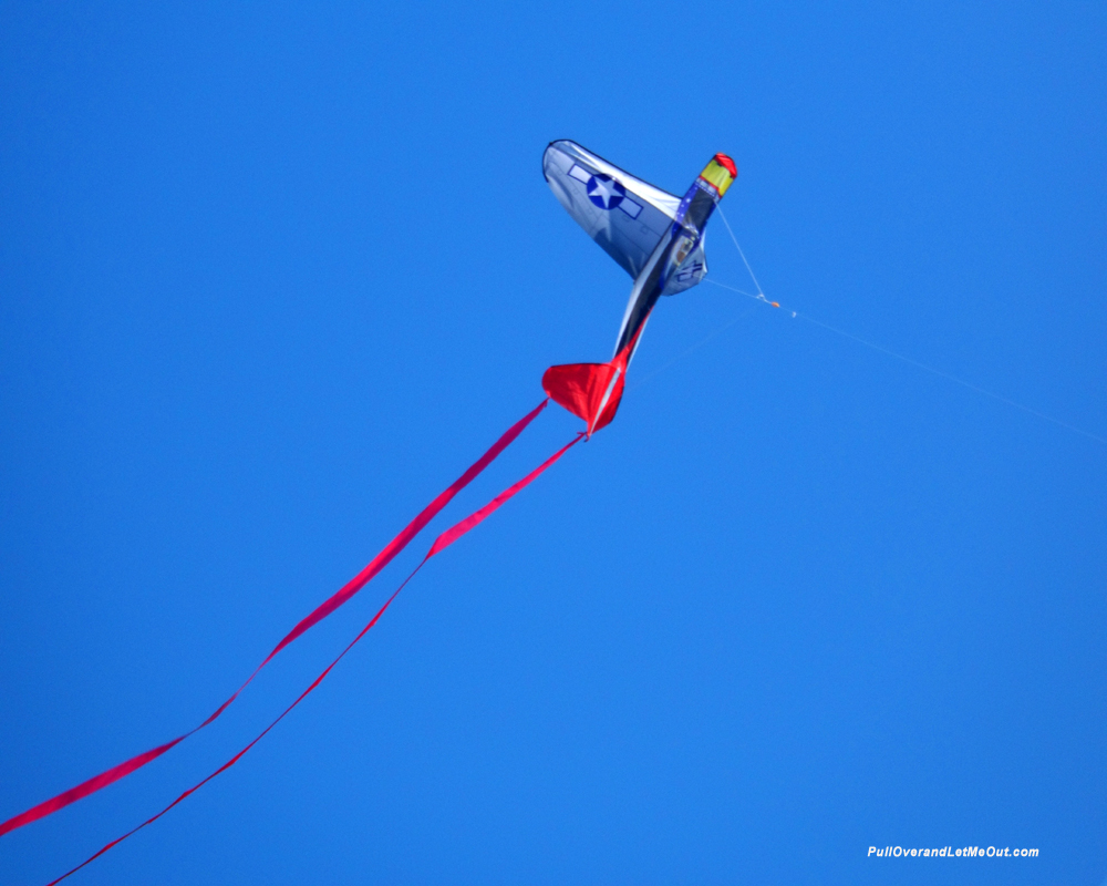 kite-flying-at-Kitty-Hawk