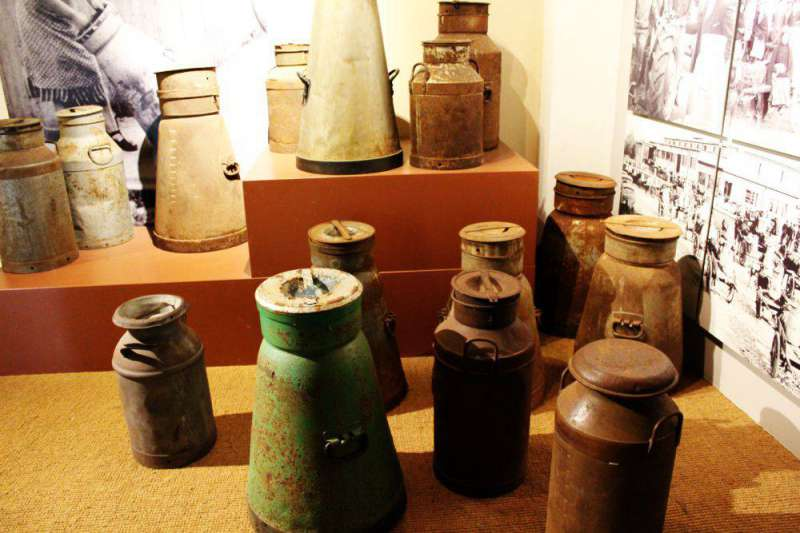 Cork Butter Museum exhibit