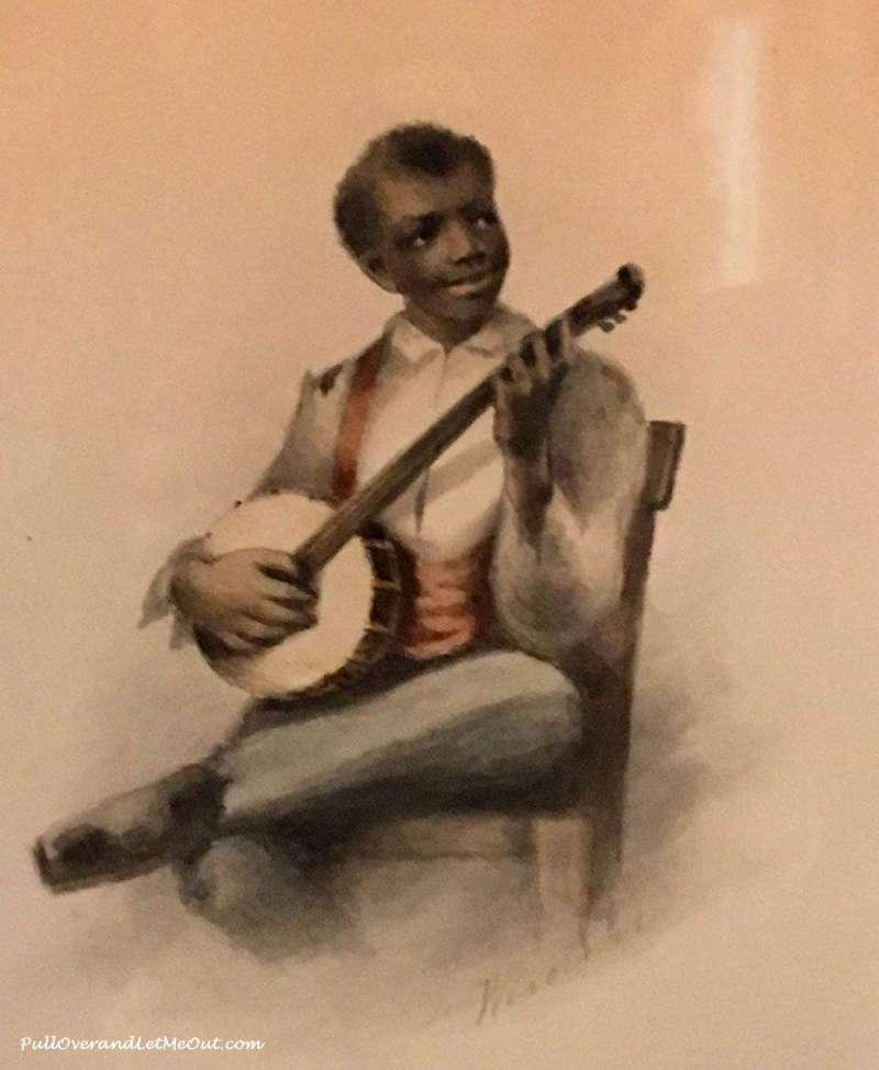 Banjo Boy by Maria Howard Weeden