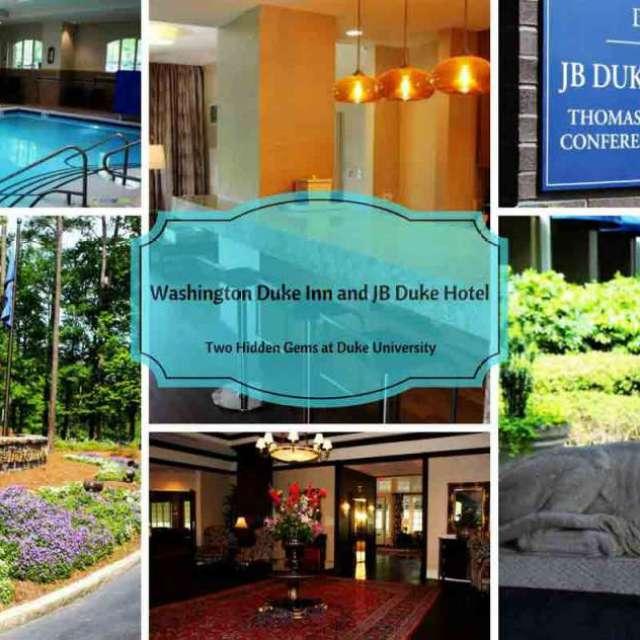 Washington Duke Inn and JB Duke Hotel