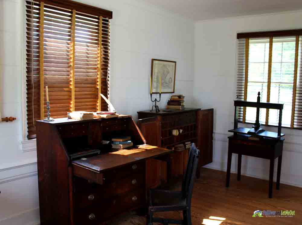 Law Office Patrick Henry's Red Hill PullOverandLetMeOut