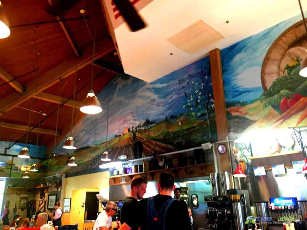 murals NC Farmers Market Restaurant PullOverandLetMeOut