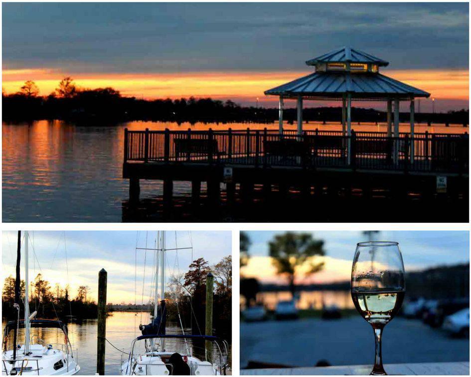 Little Washington Sunsets PullOverandLetmeOut