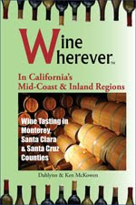 Wine Wherever Book Image