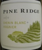 Pine Ridge Vineyards Viognier + Chenin Blanc