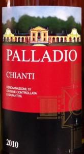 2010 Palladio Chianti