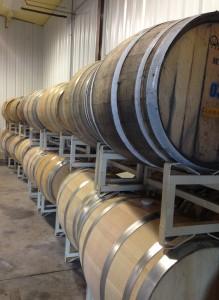 LDV barrel room