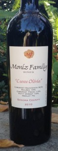 2010 Moniz Family Cuvee Olivia