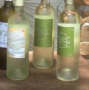 Borra Vineyard labels
